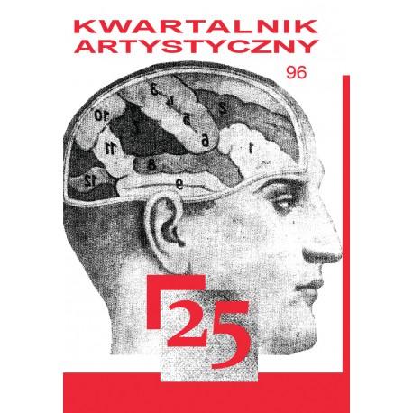 KWARTALNIK ARTYSTYCZNY nr 96